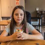 <b>Zoé créatrice de glaces vous propose la Manora ice</b> <br />